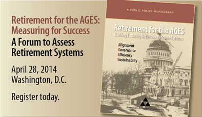 retirement for the ages american academy of actuaries