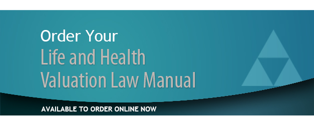 Life and Health Law Manual Slider