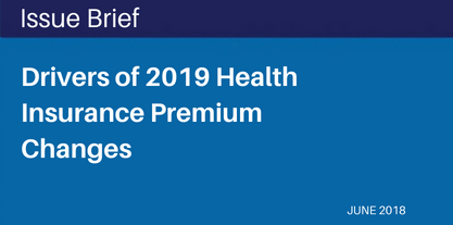 Drivers of 2019 Health Insurance Premium Changes   American
