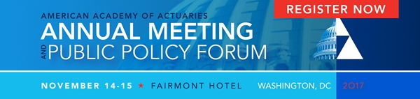 2017 Annual Meeting and Public Policy Forum